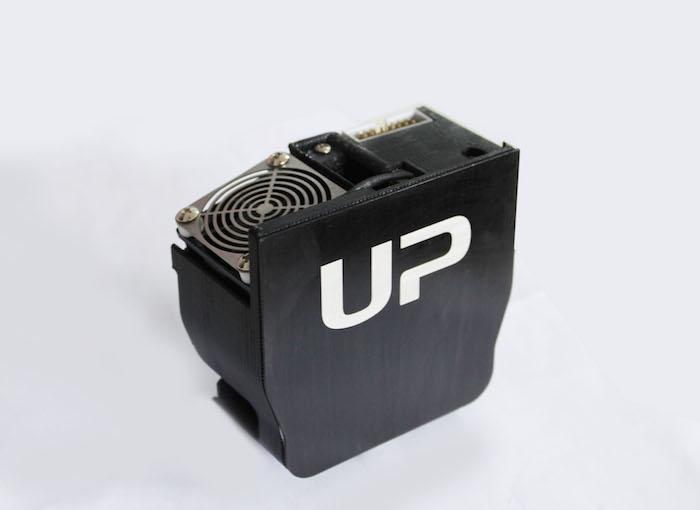 Up Mini 2 Extruder