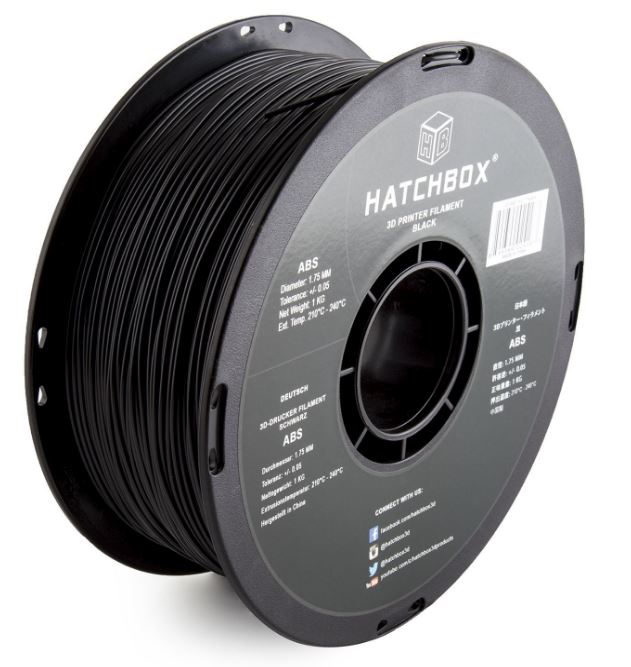 Hatchbox ABS 1.75mm Filament
